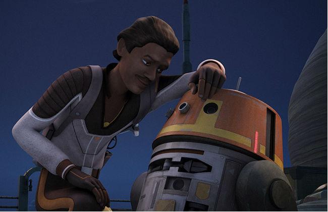 Star Wars Rebels Lando