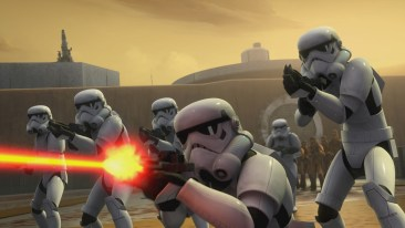 Star Wars Rebels Trailer 2