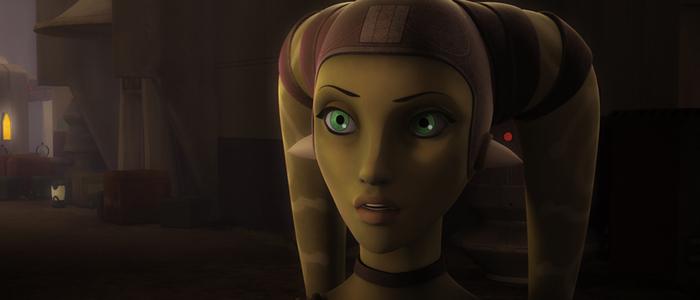Star Wars Rebels clips