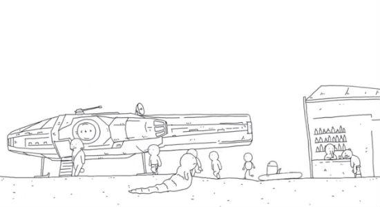 Star Wars Speedrun