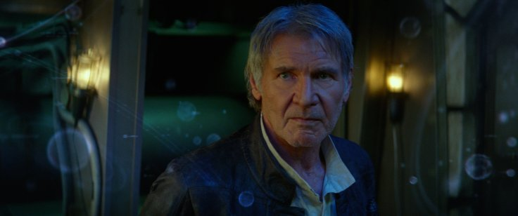 Star Wars The Force Awakens han solo 2