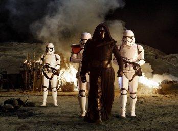 Star Wars The Force Awakens kylo ren 5