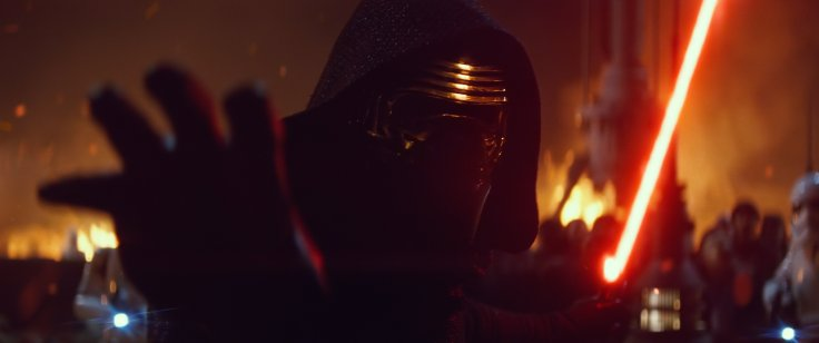 Star Wars The Force Awakens kylo ren 6