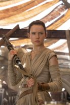 Star Wars The Force Awakens rey 2