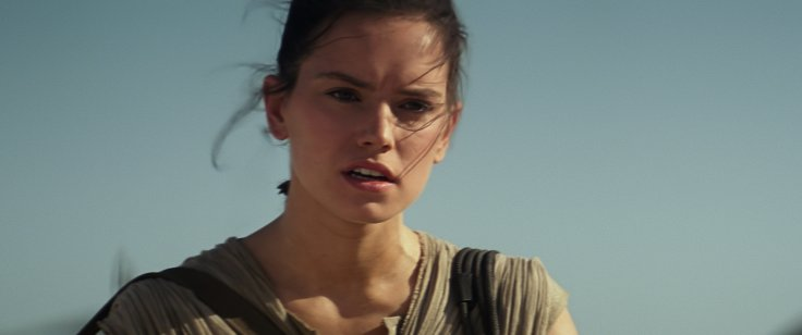 Star Wars The Force Awakens rey 6