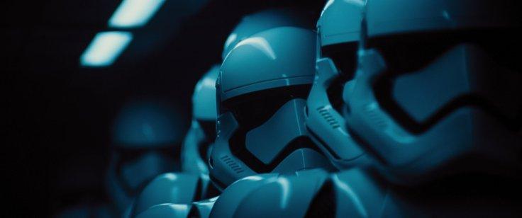 Star Wars The Last Jedi Set Photo
