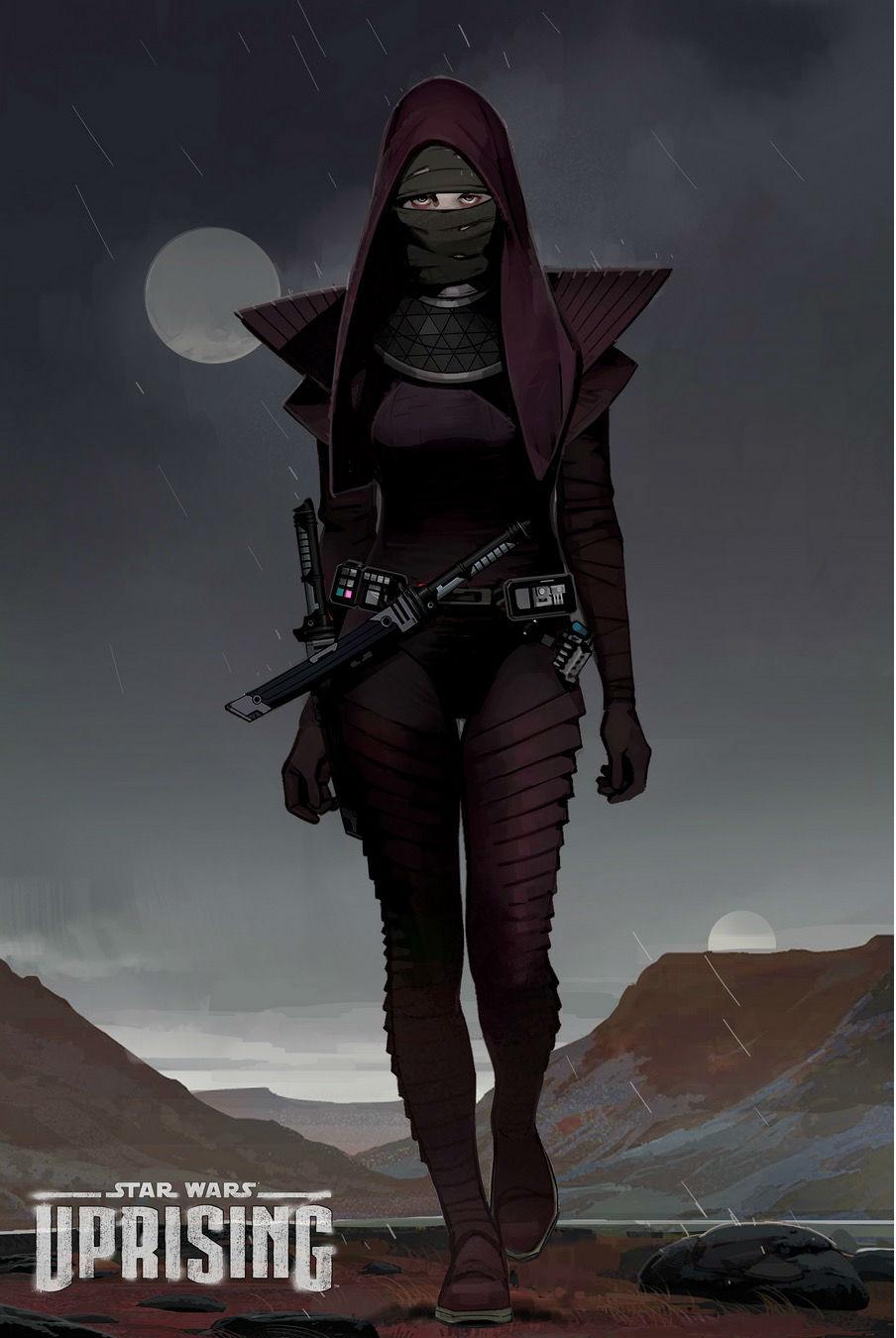 Star Wars Uprising Trailer: New Mobile Game Set After u0026#39;Jediu0026#39;