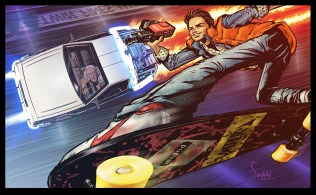 Stephen Sandoval - Back to the Future