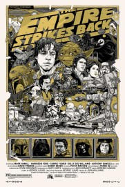 Tyler Stout The Empire Strikes Back Variant