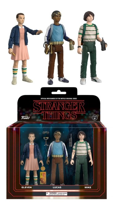 Stranger Things figs 1