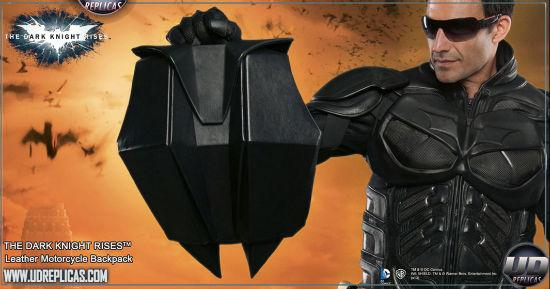TDKR Backpack