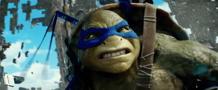 early Teenage Mutant Ninja Turtles max release