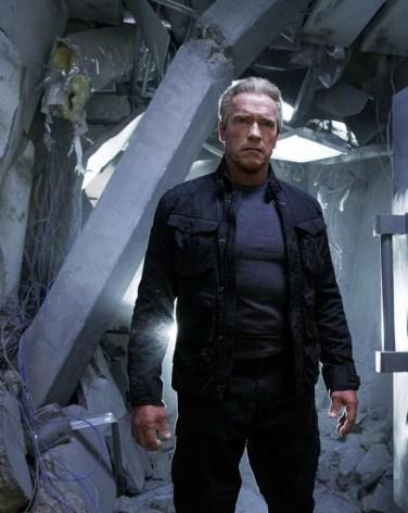 Terminator Genisys Empire - Arnie
