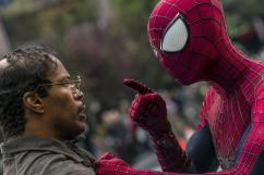 The Amazing Spider-Man 2 - Max Dillon and Spider-Man
