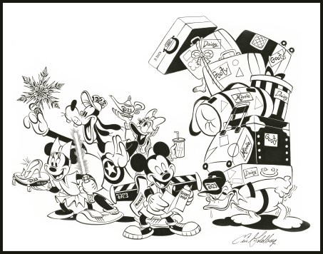 Eric Goldberg's The D23 Gang