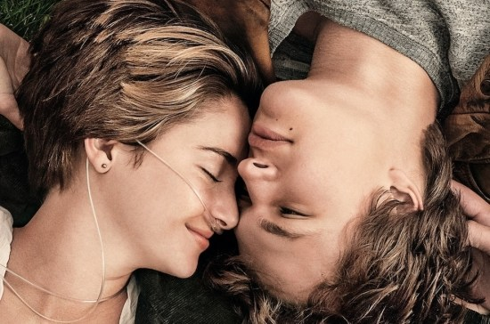 The Fault in Our Stars poster header