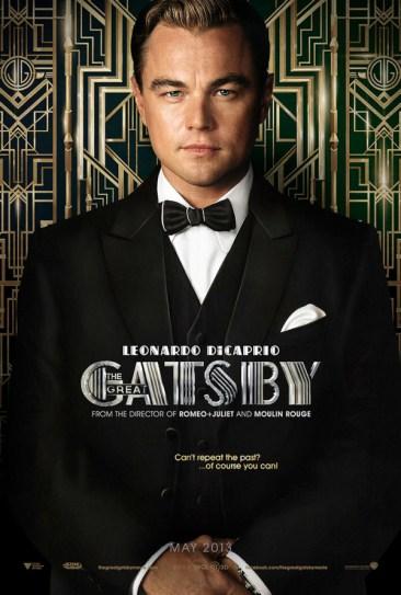 The Great Gatsby - Leonardo DiCaprio as Gatsby