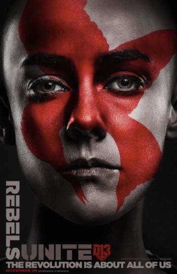 The Hunger Games Mockingjay Part 2 - Jena Malone as Johanna