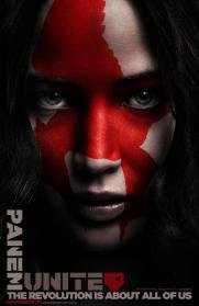 The Hunger Games Mockingjay Part 2 - Jennifer Lawrence as Katniss