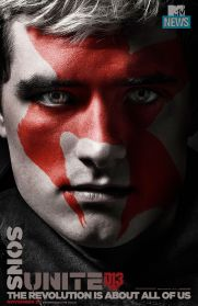 The Hunger Games Mockingjay Part 2 - Josh Hutcherson as Peeta