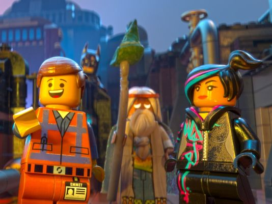The Lego Movie (1)