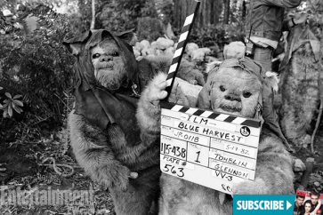 The Making of Star Wars Return of the Jedi - Ewoks