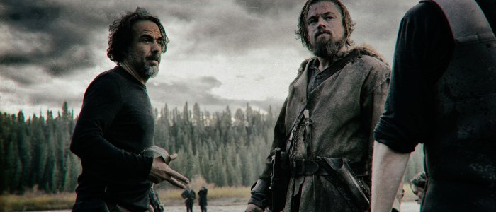 The Revenant BTS with Alejandro Gonzalez Inarritu and Leonardo DiCaprio