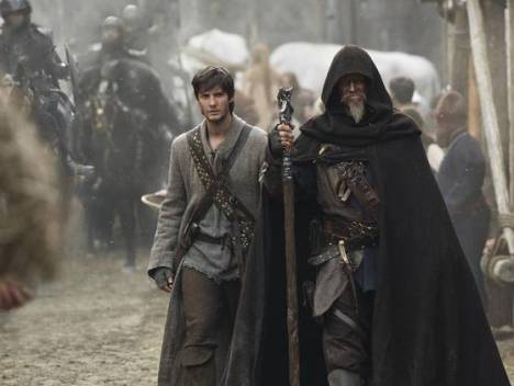 The Seventh Son - Jeff Bridges and Ben Barnes