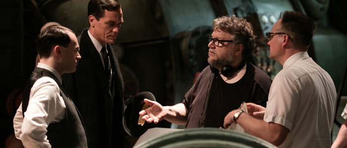 The Shape of Water Guillermo del Toro cameo