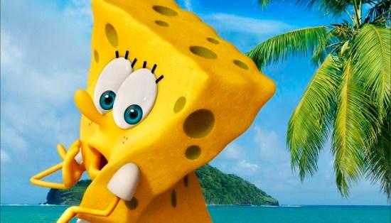 The SpongeBob Movie Sponge Out of Water poster (header)