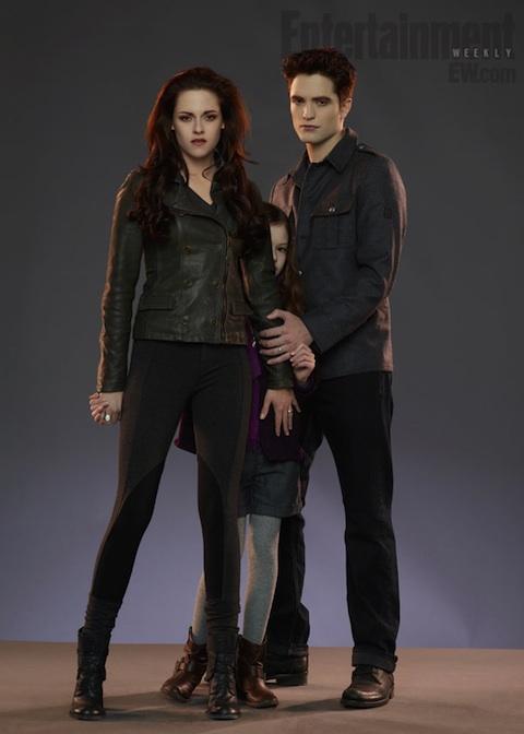 The Twilight Saga Breaking Dawn - Renesmee 1