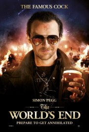 The Worlds End - The Famous Cock (Simon Pegg)