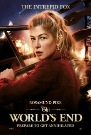 The Worlds End - The Intrepid Fox (Rosamund Pike)