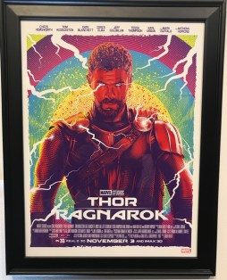 Thor Ragnarok - God of Thunder - Tracie Ching