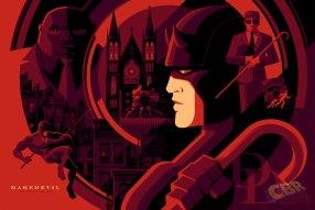 Tom Whalen Daredevil