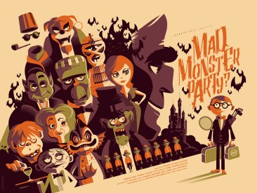 Tom Whalen - Mad Monster Party