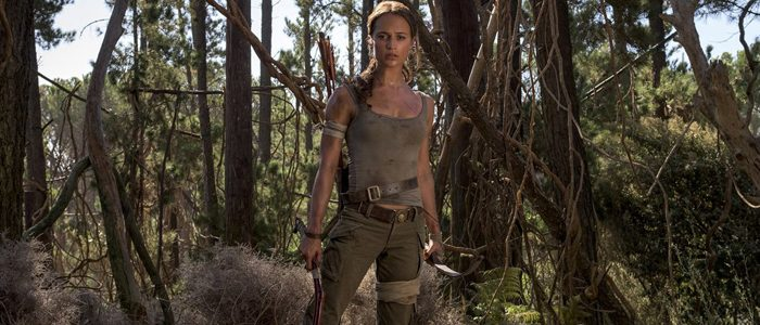 Movies to Watch With Tomb Raider