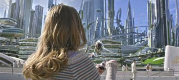 Tomorrowland Super Bowl tease
