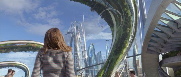 Tomorrowland walt disney