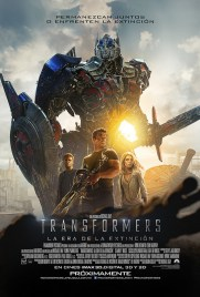 Transformers 4 poster Latin America