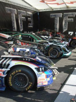 Transformers Nascar 11