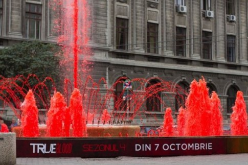 True Blood - Romanian Fountain 1
