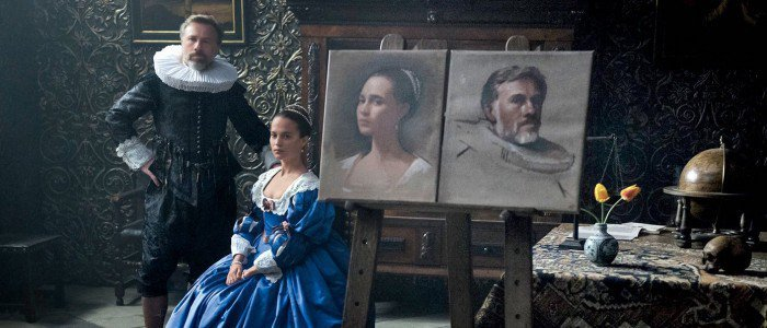 Tulip Fever red band trailer