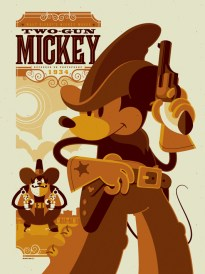 Two Gun Mickey - Whalen