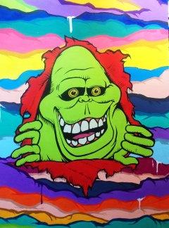 Tyke Witnes - Ghostbusters