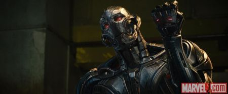 Ultron fist Age of Ultron