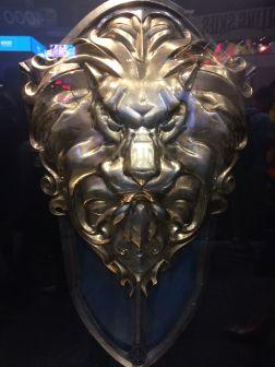 Warcraft Shield
