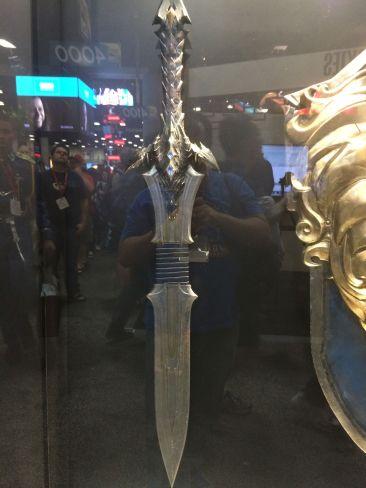 Warcraft sword 2