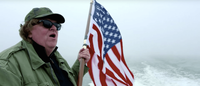 Where to Invade Next R-rating