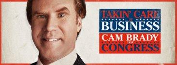 Will Ferrell Campaign